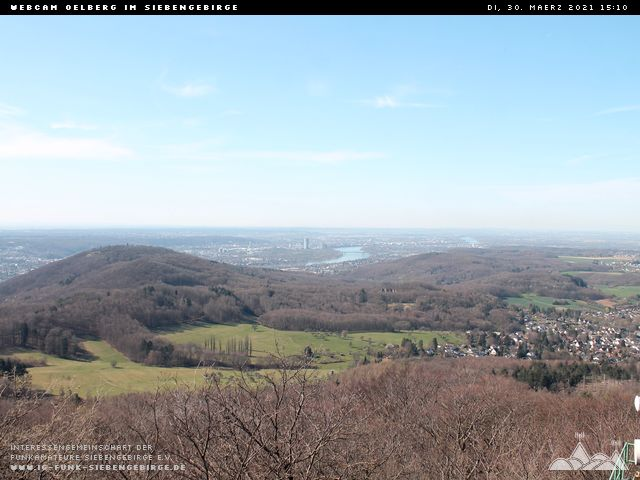 Webcam Ölberg Königswinter